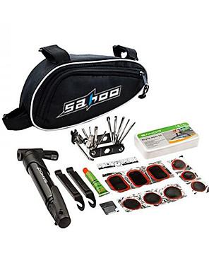 Bike Kerékpár szerszámok / Javító szerszámok és készletek Kerékpár Kényelmes Fekete Műanyag / acélSAHOO
