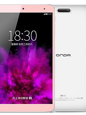 "ONDA V80 SE Android 4.4 / Android 5.1 Tablette RAM 2GB ROM 32GB 8"" 1920*1200 Quad Core"