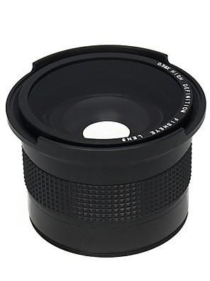 52mm 0,35x szuper halszem széles látószögű objektív a 52 mm-es nikon D7200 D7100 d5200 d5100 d5000 D3100 d90 d60