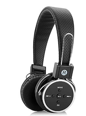 JKR 203B Fones (Bandana)ForLeitor de Média/Tablet / Celular / ComputadorWithCom Microfone / Controle de Volume / Radio FM / Games /