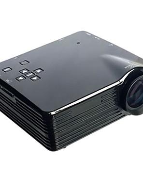 mini HD házimozi kiváló fényerejű led technológia projektor, pc laptop vga usb sd hdmi