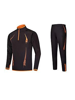 Běh Vrchní část oděvu / Spodní část oděvu Pánské Dlouhé rukávy Pohodlné PolyesterTaekwondo / Rybaření / Fitness / Volnočasové sporty /