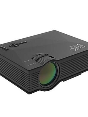 UNIC® ZHG-UC46BG LCD Házimozi projektor WVGA (800x480) 1200 Lumens LED 4:3/16:9