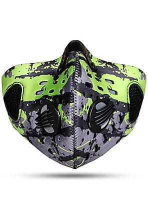 Sportovní Kolo/Cyklistika Face Mask Prodyšné / Větruvzdorné / Anatomický design / Odolné vůči prachu SBR / SíťováníVolnočasové sporty /