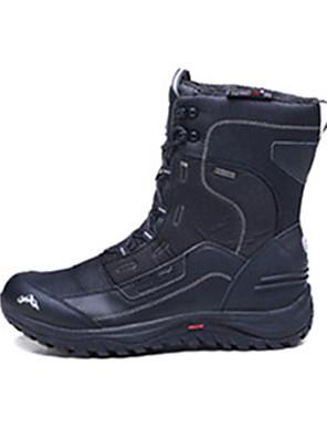 מגפיים עד אמצע השוק-לגברים-ספורט שלג(שחור)