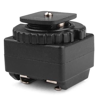 C-N2 Flash Hot Shoe PC Sync Adapter Canon Nikon D-SLR SC-2