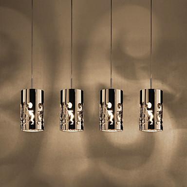 much luminaire suspendu 4 slots ampoule de 271079. Black Bedroom Furniture Sets. Home Design Ideas