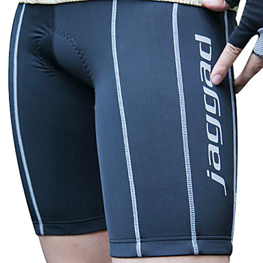 Buy JAGGAD® Cycling Padded Shorts Men's Bike Breathable / Quick Dry Reflective Strips Shorts/Chamois Bottoms NylonSpring