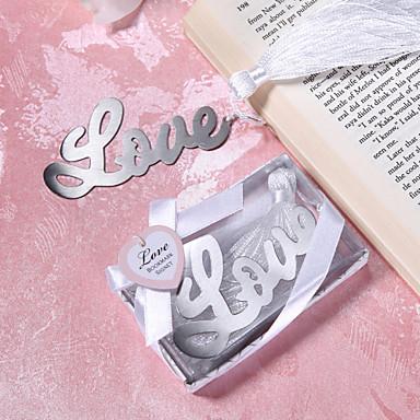 Love bookmarks wedding