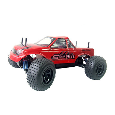 1 10 rc truck nitro gas 18cc engine 4wd racing car 2 speed gearbox rtr radio remote control. Black Bedroom Furniture Sets. Home Design Ideas