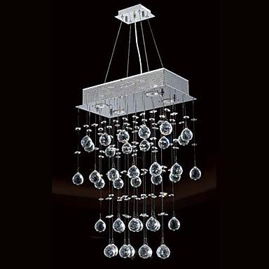Max 50w moderno contempor neo cristal mini estilo for Lamparas estilo contemporaneo