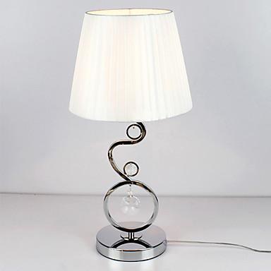 lampada da tavolo moderno con decorazioni in cristallo ...