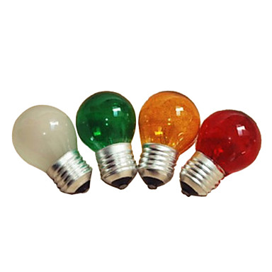 e27 25w ampoule incandescence chaud de couleur blanche couleurs assorties 1pcs pack de. Black Bedroom Furniture Sets. Home Design Ideas