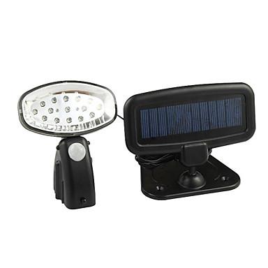 Pir motion sensor solar led de pared de luz iluminaci n - Iluminacion de jardin ...