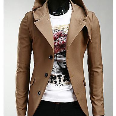 Men'S Korea Style Hoodie Suit