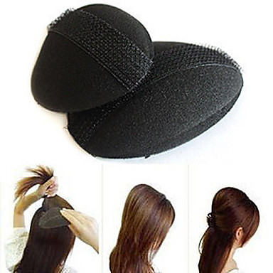 Princess Style Hair Accessory Heighten Device Bulkness Sponge Hair Maker