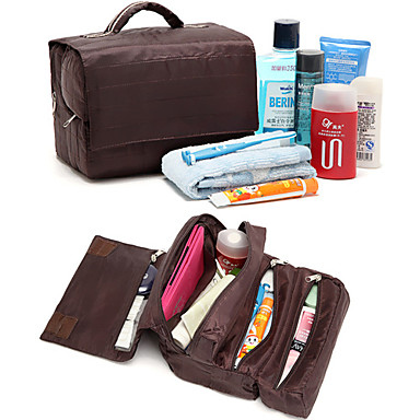 Buy Portable Transformable Multi-function Coffee Make up/Cosmetics Travelling Bag Bathroom Cosmetics Storage