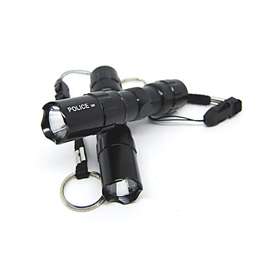Buy Lights LED Flashlights/Torch / Handheld <50 Lumens 1 Mode - AA Super Light Compact Size Small SizeTraveling