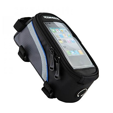 Buy Bike Bags Touch Screen Phone phone Iphone 4/5/6 Cycling Waterproof Bicycle Mobile Bag