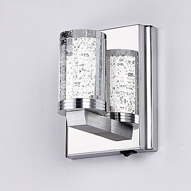 Wall Sconce With Integrated Switch : Crystal / LED / Mini Style Wall Sconces,Modern/Contemporary LED Integrated Metal 1321911 2016 ...