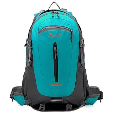 Luck Pack Outdoors Nylon Waterproof Backpack
