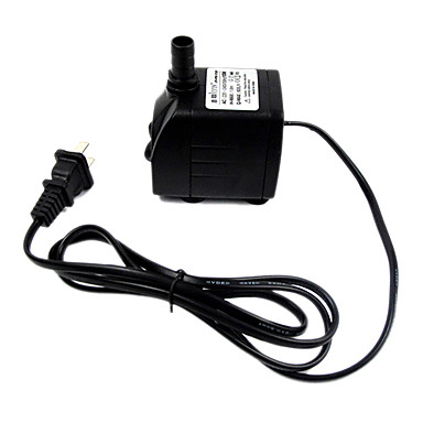 Buy 15W 1.6m 800L/h Ultra-quiet Circulate Aquarium Fish Tank Subaqueous Pump(15W,220V~240V/50HZ)