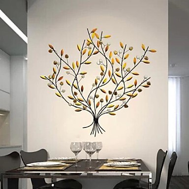 metal wall art wall decor the harvest of fruit trees wall decor 2015. Black Bedroom Furniture Sets. Home Design Ideas