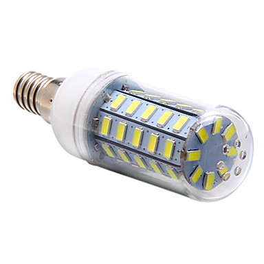 10w e14 led corn lights t 48 smd 5730 1000 lm natural white ac 220 240 v 2151193 2016. Black Bedroom Furniture Sets. Home Design Ideas