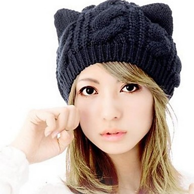 Women Wool Beret Hat , Cute/Casual Winter