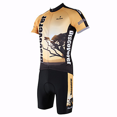 Buy PALADIN Cycling Clothing Sets/Suits Men's Bike Breathable / Ultraviolet Resistant Quick Dry Short Sleeve Polyester OthersS M L XL