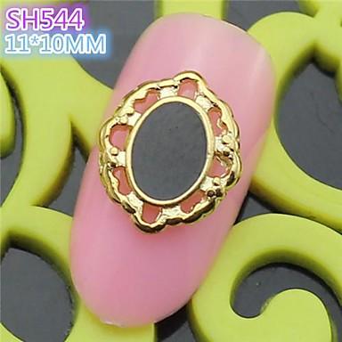 10st sh544 speciale ontwerp luxe 3d legering nail art diy nagel schoonheid nagel decoratie nagel - Decoratie murale ontwerp salon ...