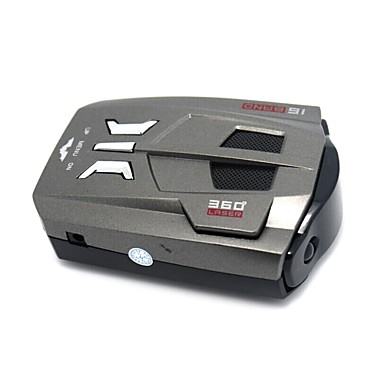 alarme anti laser d tecteur de radar de voiture double langue russe voix anglais avec contr le. Black Bedroom Furniture Sets. Home Design Ideas