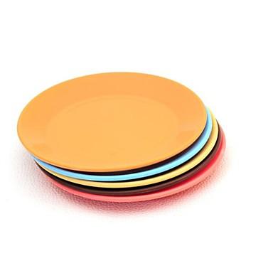 plaques planes blouissement couleur de qualit alimentaire plaque de la vaisselle en plastique. Black Bedroom Furniture Sets. Home Design Ideas