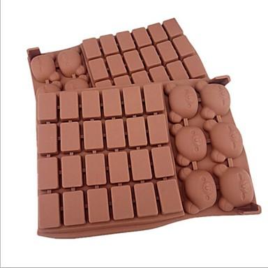 Schokoladenformen silikon