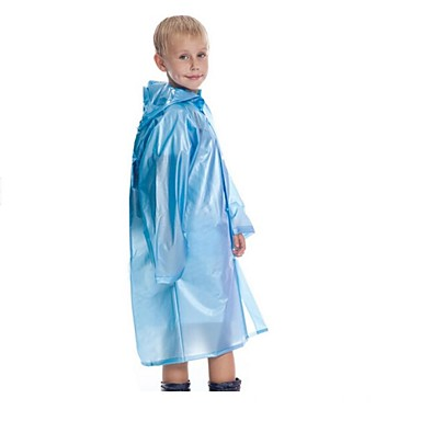 Buy Outdoor Kid's Raincoat Camping & Hiking / Climbing Golf Leisure Sports BackcountryRain-Proof Wearable Shockproof Reduces