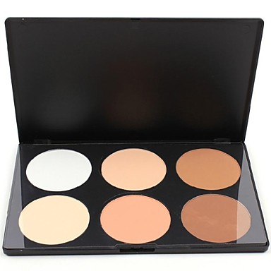 Buy Professional 6 Color Concealer Camouflage Makeup Palette