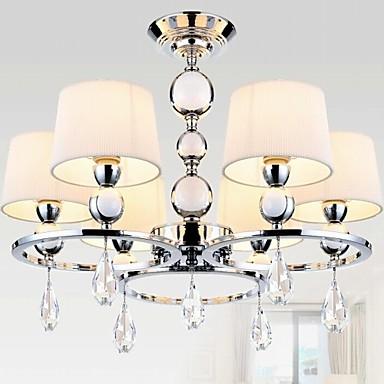 lightinthebox lampadari : 40w Lampadari , Contemporaneo Cromo caratteristica for Cristallo ...