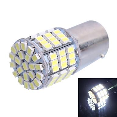 Buy GC® 1156 / BA15S 7.5W 500LM 85x3020 SMD White LED Car Turn Steering Light Brake Lamp (DC12V)