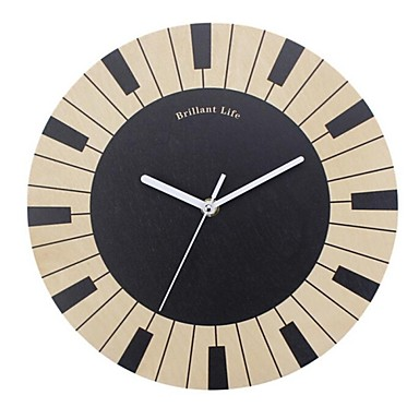 Reloj de pared acr lico aluminio moderno contempor neo - Reloj de pared moderno ...