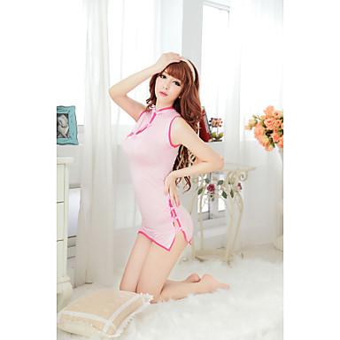 v tement de nuit femme uniformes tenues chinoises polyester de 3192016 2016. Black Bedroom Furniture Sets. Home Design Ideas