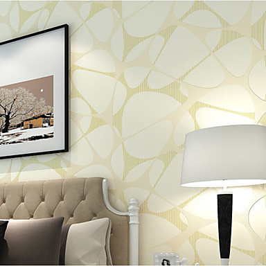 tapete v gel nisten designs mit goldenen puderende hellgelbe farbe wandverkleidung vliespapier. Black Bedroom Furniture Sets. Home Design Ideas