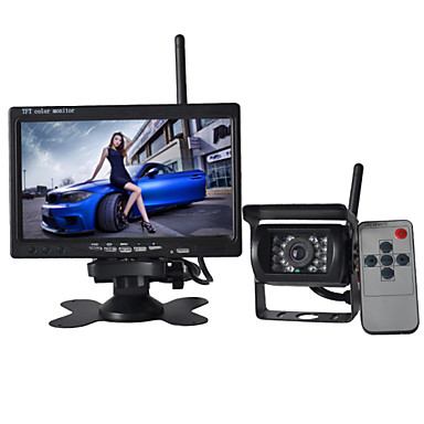 Buy 7 Inch Monitor 170°HD Bus Car Rear View Camera + High-Definition Wide Angle Waterproof CMD