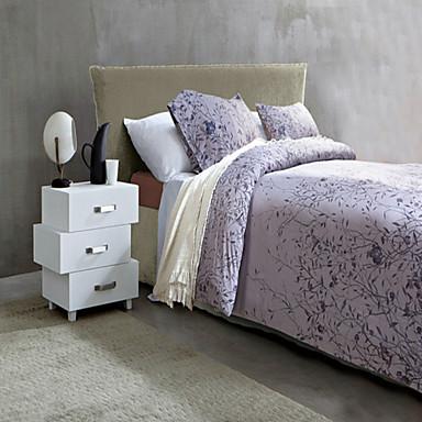 100% Cotton Duvet Cover Sets 300TC Egyptian Cotton King Queen Size