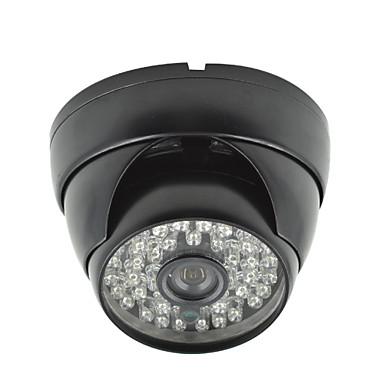 Buy CCTV Camera 1/3 inch CMOS 1000TVL Security Waterproof Night Vision 48 Led IR Dome Surveillance