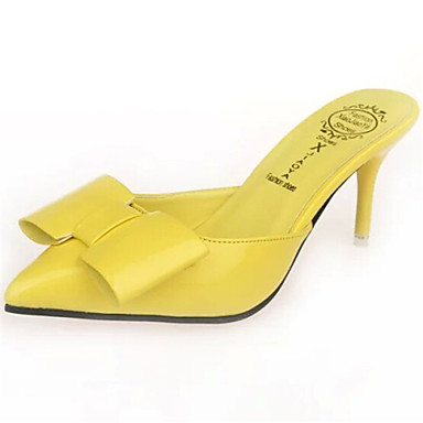 s shoes stiletto heel pointed toe slippers dress