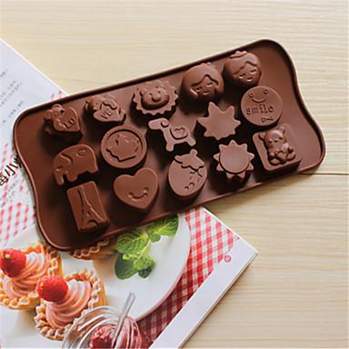 Ustensiles de cuisson cuisson des moules de chocolat de for Ustensiles cuisson