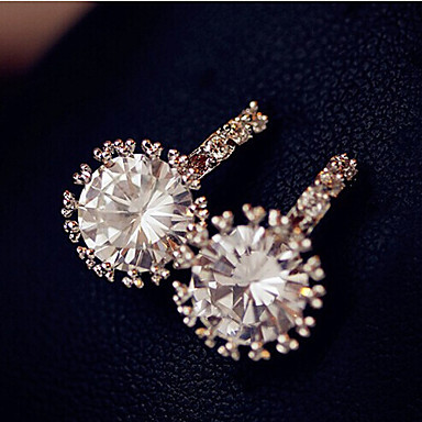 """New Arrival Hot Selling High Quality Fashional Crystal Earrings"""