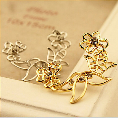 """""""New Arrival Hot Selling High Quality Hollow Leaf Earrings"""""""