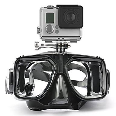 accessories for gopro goggles diving masks mount holderfor. Black Bedroom Furniture Sets. Home Design Ideas