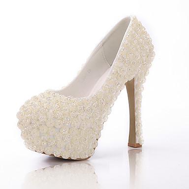 Zapatos de boda tacones tacones punta cerrada boda for Zapatos para boda en jardin